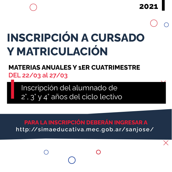matriculado2021
