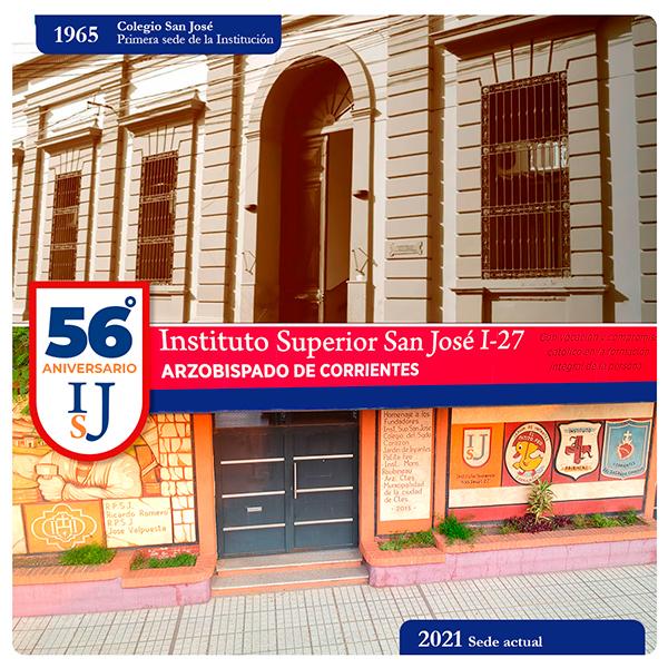 Aniversario del Instituto San José